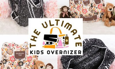 Children's overnight bag