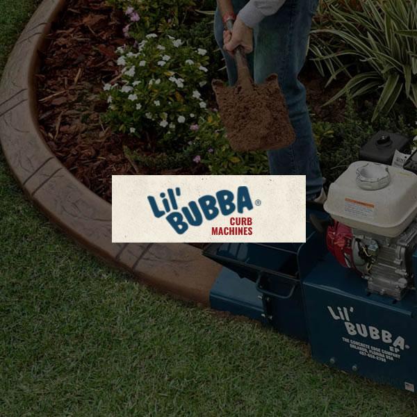 Lil' Bubba Curb Machine