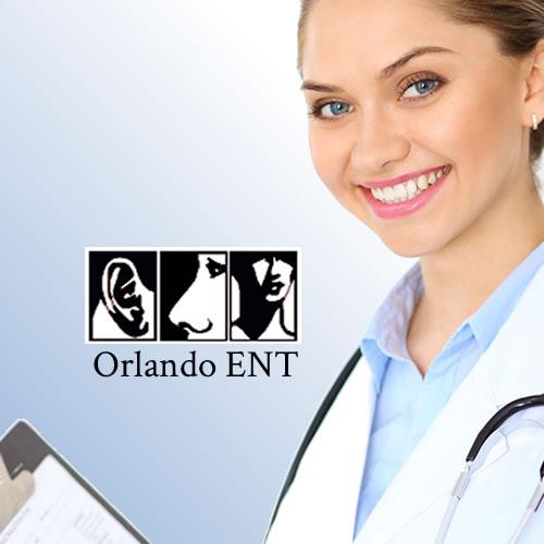 Orlando ENT website design