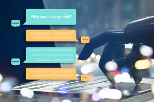 chat bot use for e-commerce