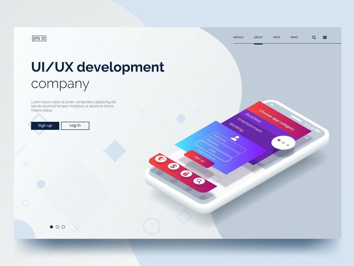 UI and UX Design