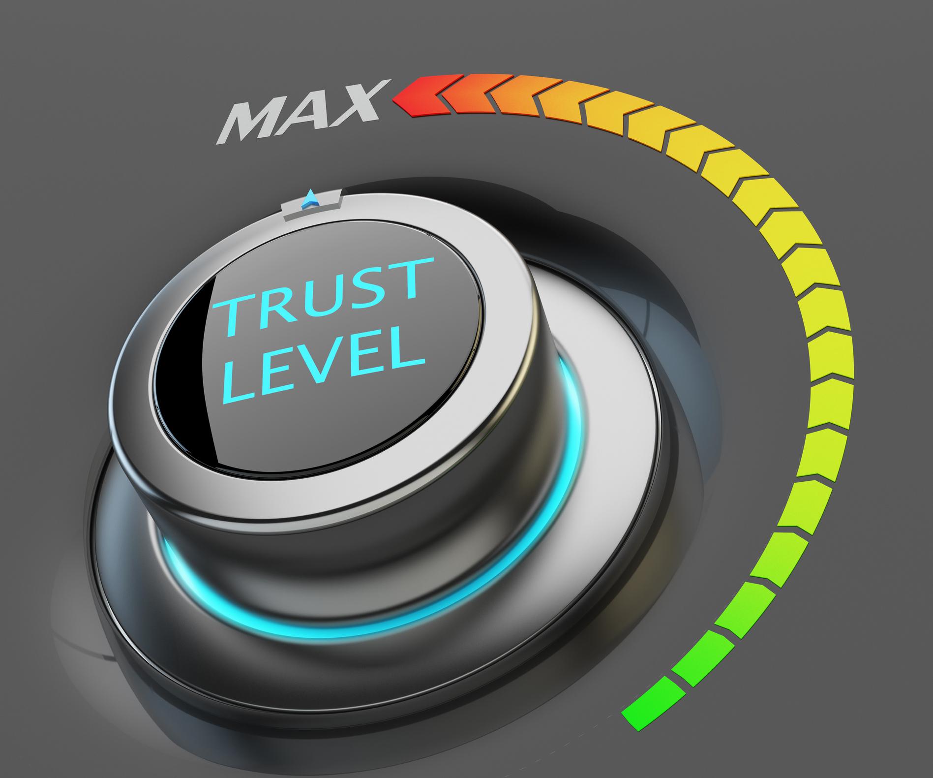 Trustworthy website of authority