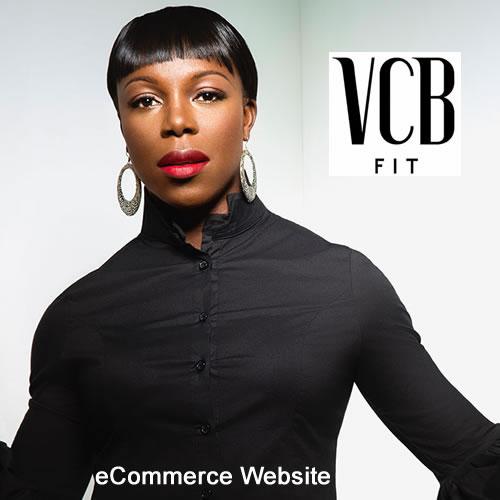 VCBFit Clothing line, eCommerce