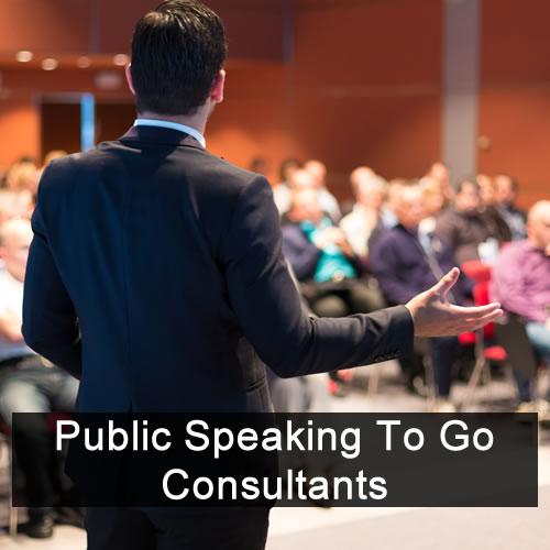 Public Speaking To Go